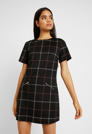 WINDOWPANE - Robe en jersey - black