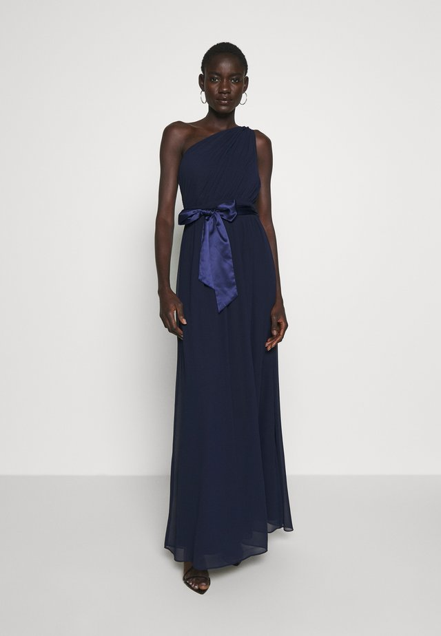 SADIE SHOULDER MAXI DRESS - Suknia balowa - navy