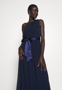Dorothy Perkins Tall - SADIE SHOULDER MAXI DRESS - Iltapuku - navy - 3