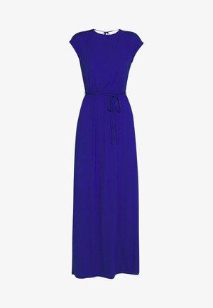 TALL TEE TIE BACK MAXI DRESS - Robe d'été - cobalt