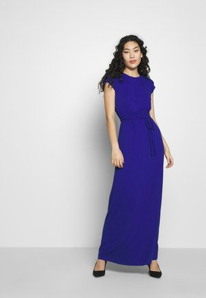 TALL TEE TIE BACK MAXI DRESS - Kjole - cobalt