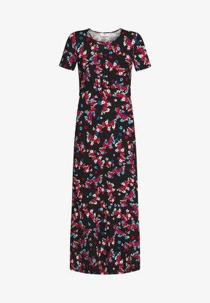 TALL FLORAL MIDI TEE DRESS - Jersey dress - multi