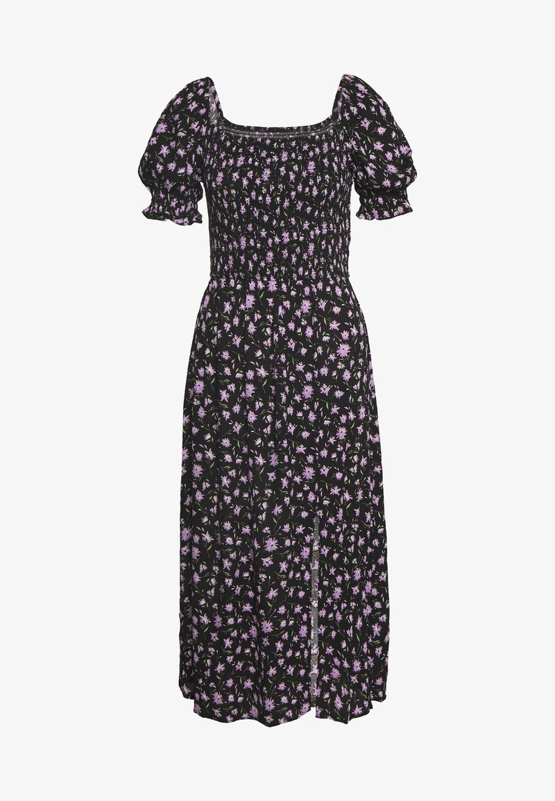Dorothy Perkins Tall - MILKMAID MIDI DRESS - Kjole - multi