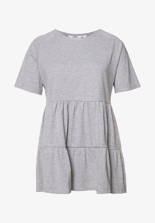 SMOCK - T-shirt basic - grey marl