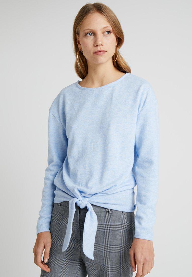 Dorothy Perkins Tall - TIE - Sweatshirt - blue