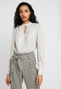 Dorothy Perkins Tall - HONEY - Blouse - silver - 0