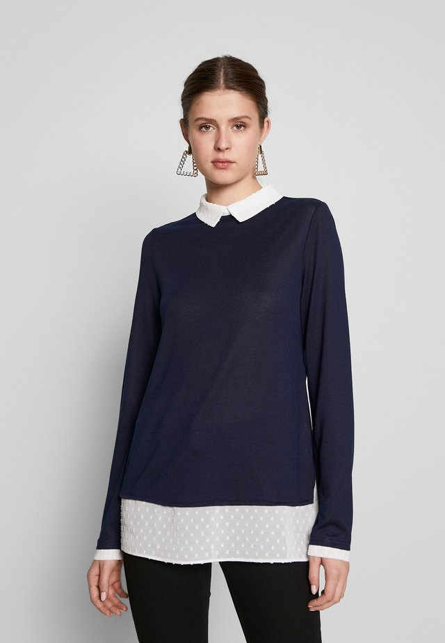 DOBBY - Jumper - dark blue
