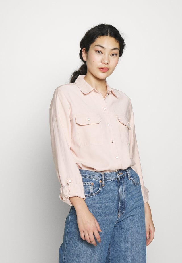 TALL UTILITY  - Blouse - blush