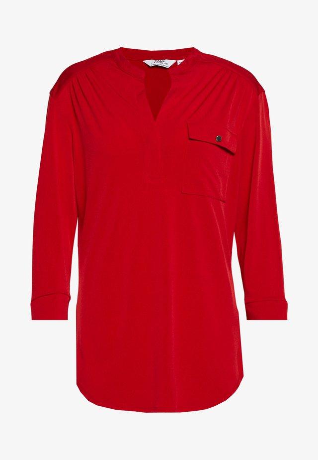 ITY  - Pitkähihainen paita - red