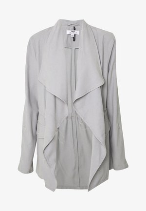 LIGHTWEIGHT WATERFALL JACKET - Kurtka wiosenna - grey