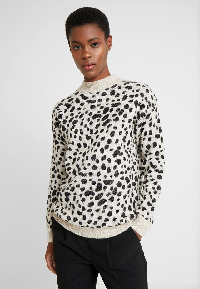 CHEETAH - Jumper - black