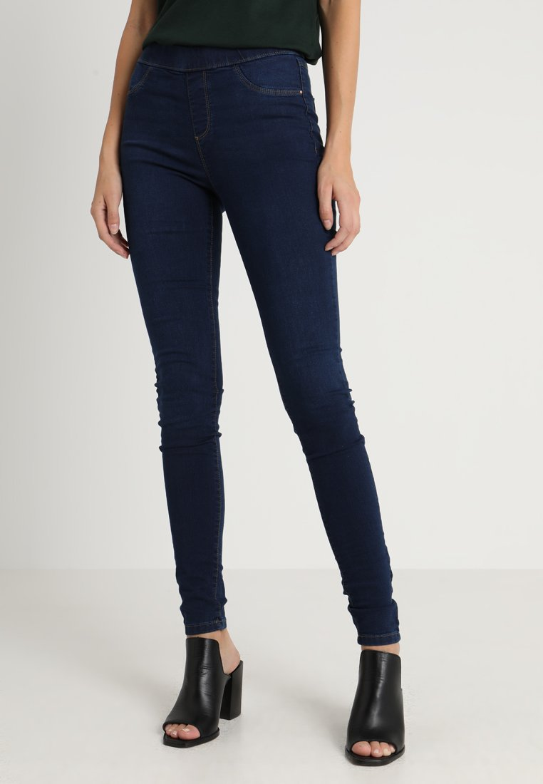 Dorothy Perkins Tall - EDEN - Jeggings - indigo auth
