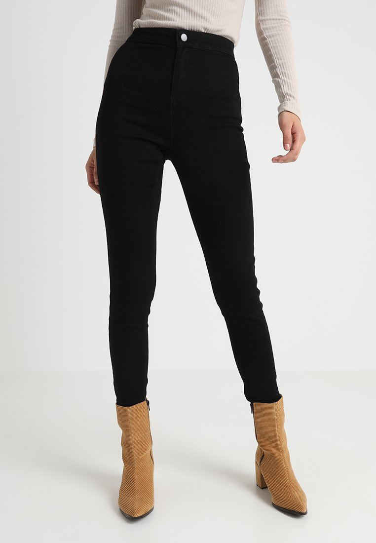 Dorothy Perkins Tall - LYLA - Jeans Skinny Fit - black