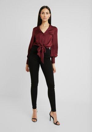 LYLA - Jeans Skinny - black