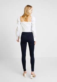 Dorothy Perkins Tall - FRANKIE - Jeans Skinny Fit - blue/black - 2