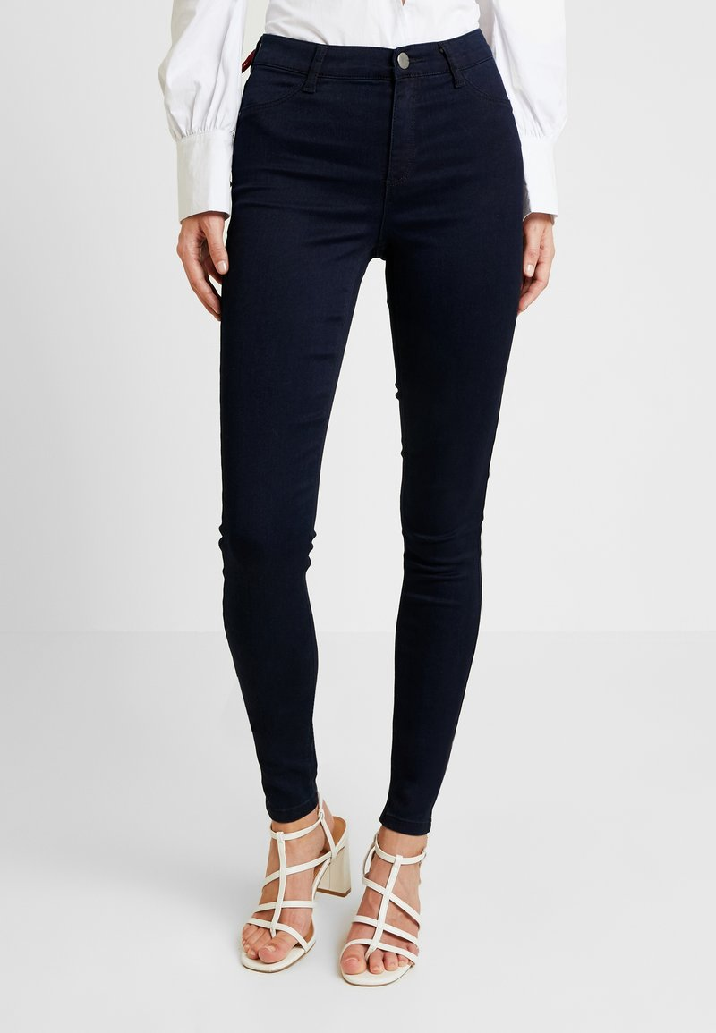 Dorothy Perkins Tall - FRANKIE - Jeans Skinny Fit - blue/black