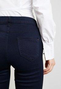 Dorothy Perkins Tall - FRANKIE - Jeans Skinny Fit - blue/black - 4