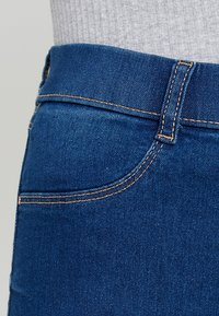 Dorothy Perkins Tall - MIDWASH EDEN - Jeansy Skinny Fit - midwash - 3