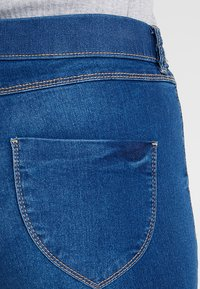 Dorothy Perkins Tall - MIDWASH EDEN - Jeansy Skinny Fit - midwash - 5