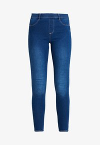 Dorothy Perkins Tall - MIDWASH EDEN - Jeansy Skinny Fit - midwash - 4