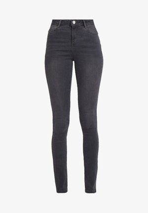 SHAPE AND LIFT - Jeansy Skinny Fit - light grey