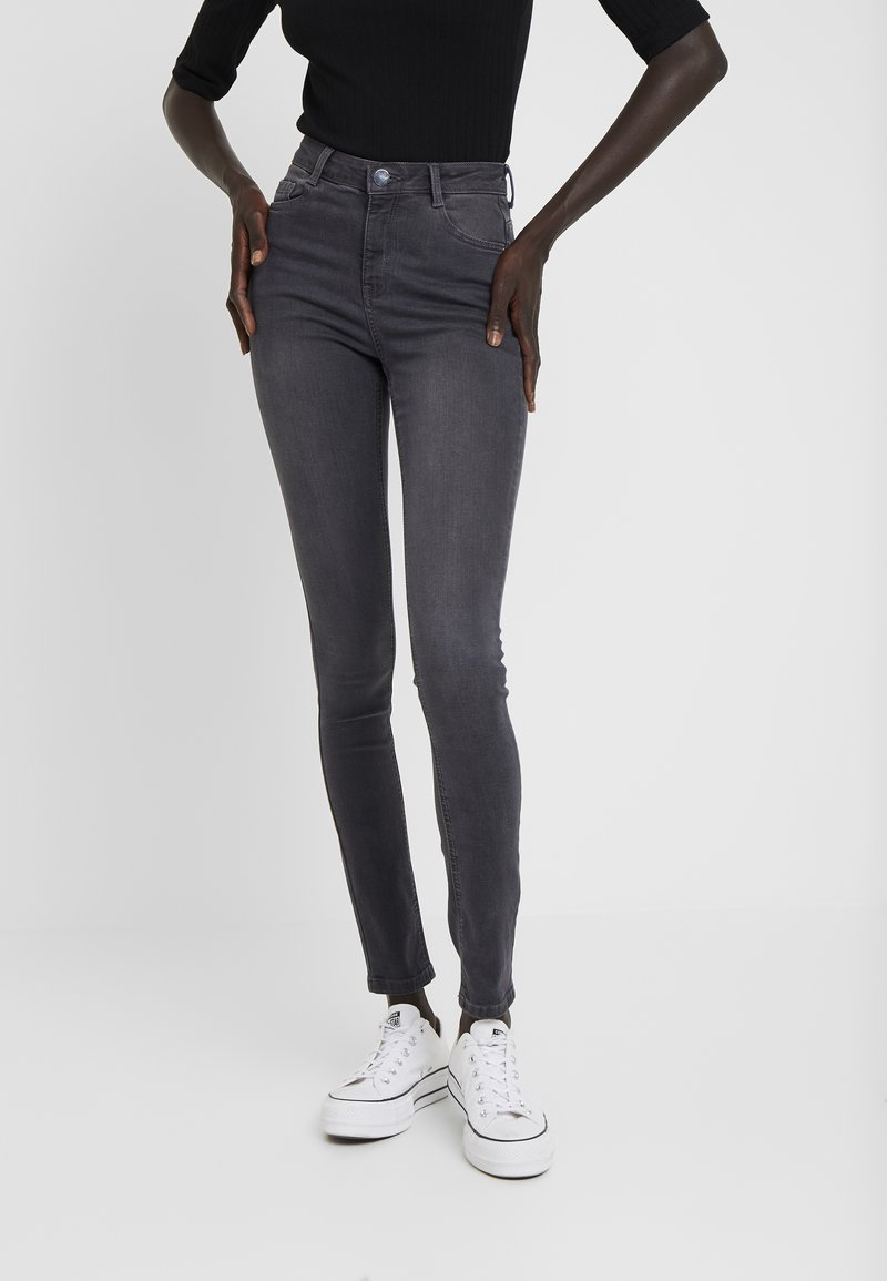 Dorothy Perkins Tall - SHAPE AND LIFT - Jeans Skinny - light grey