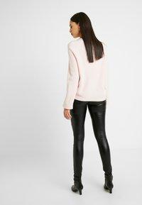 Dorothy Perkins Tall - FRANKIE - Trousers - black - 2