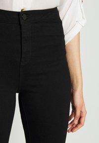 Dorothy Perkins Tall - LYLA JEAN - Jeans Skinny - black - 5