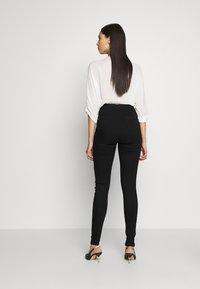 Dorothy Perkins Tall - LYLA JEAN - Jeans Skinny - black - 2
