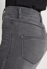 Dorothy Perkins Tall - FRANKIE - Jeans Skinny - light grey - 3