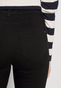 Dorothy Perkins Tall - FRANKIE - Jeans Skinny Fit - black - 3