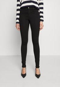 Dorothy Perkins Tall - FRANKIE - Jeans Skinny Fit - black - 0