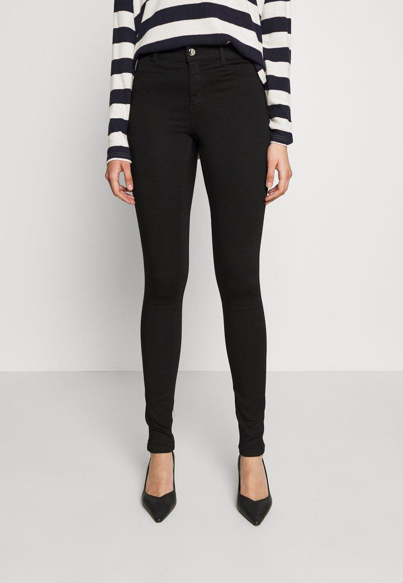Dorothy Perkins Tall - FRANKIE - Jeans Skinny Fit - black