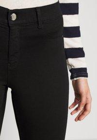 Dorothy Perkins Tall - FRANKIE - Jeans Skinny Fit - black - 5