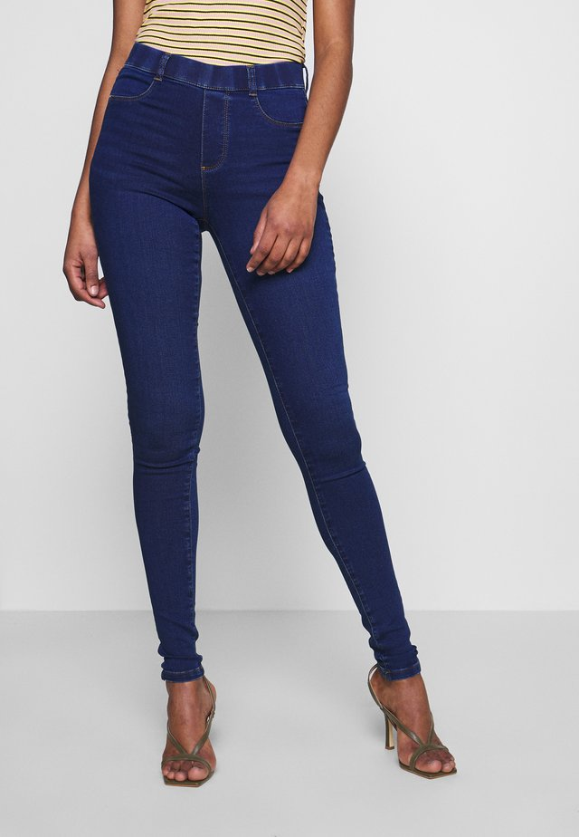 Jeansy Skinny Fit - rich blue