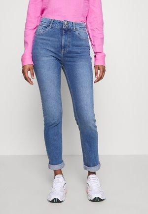 Jeans Skinny - mid wash denim
