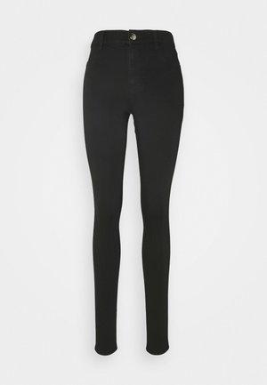 ORGANIC FRANKIE - Skinny džíny - black