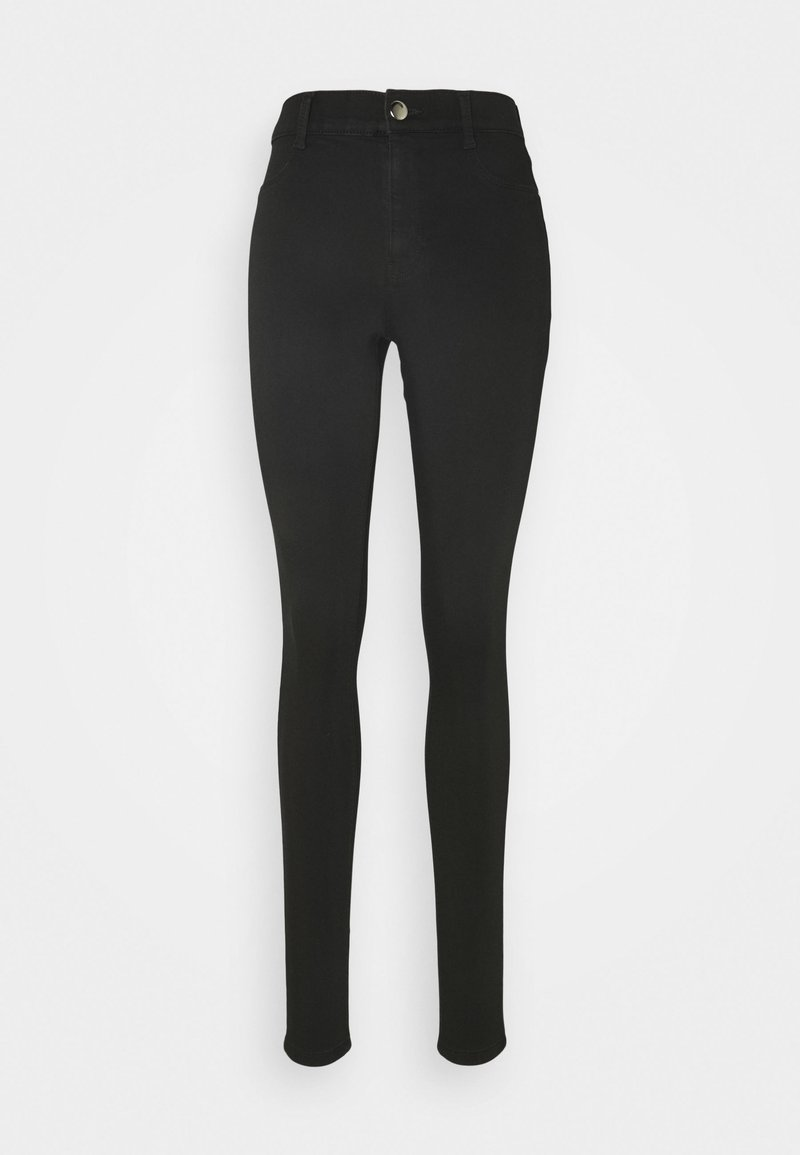 Dorothy Perkins Tall - FRANKIE - Jeans Skinny - black