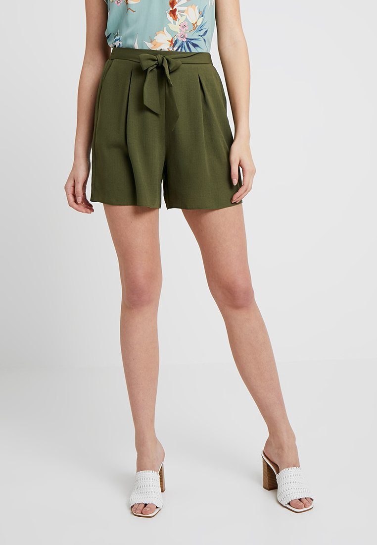 Dorothy Perkins Tall - LOOK - Shorts - khaki