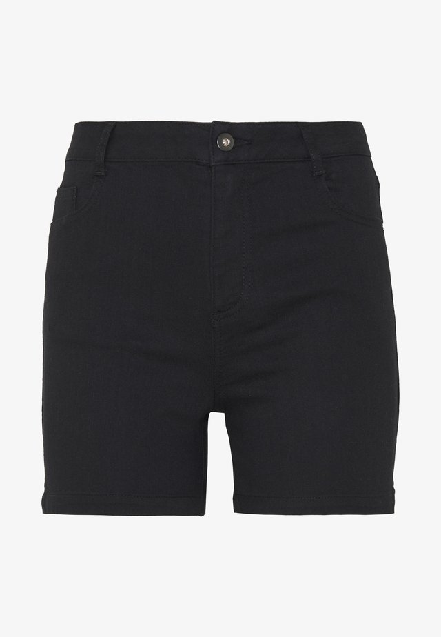 NOTCH SIDE ENTRY  - Shortsit - black