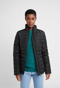 Dorothy Perkins Tall - SUSTAINABLE LIGHTWEIGHT JACKET - Light jacket - black - 0