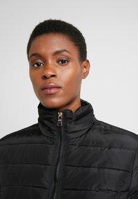 Dorothy Perkins Tall - SUSTAINABLE LIGHTWEIGHT JACKET - Light jacket - black - 3