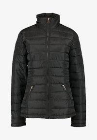 Dorothy Perkins Tall - SUSTAINABLE LIGHTWEIGHT JACKET - Light jacket - black - 4