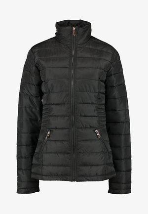 SUSTAINABLE LIGHTWEIGHT JACKET - Lehká bunda - black
