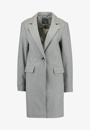 MINIMAL LINED - Kort kåpe / frakk - light grey