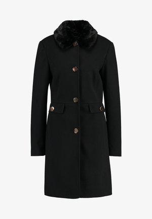 COLLAR DOLLY - Manteau classique - black