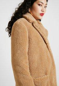 Dorothy Perkins Tall - LONG COAT - Cappotto invernale - camel - 3