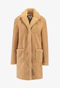 Dorothy Perkins Tall - LONG COAT - Cappotto invernale - camel - 4