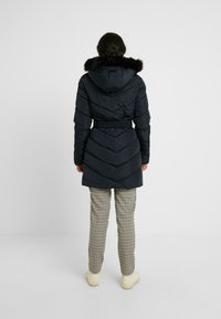 Dorothy Perkins Tall - LONG LUXE PADDED JACKET - Mantel - navy blue - 2