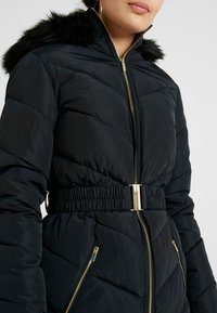 Dorothy Perkins Tall - LONG LUXE PADDED JACKET - Mantel - navy blue - 5